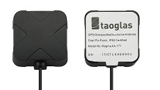 Taoglas launches new MagmaX external GPS/GLONASS/BEIDOU antenna solution with Lowest Axial Ratio for M2M and Automotive Telematic Devices