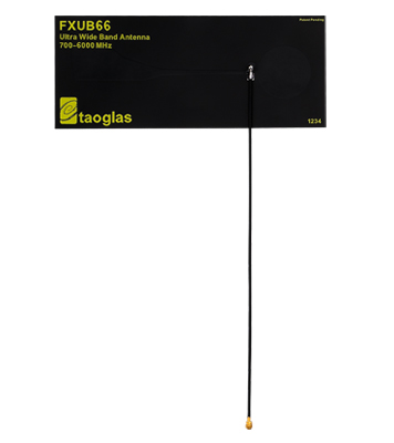Taoglas Launches FXUB.66 Maximus Ultra WideBand Antenna for 700 MHz - 6GHz Applications