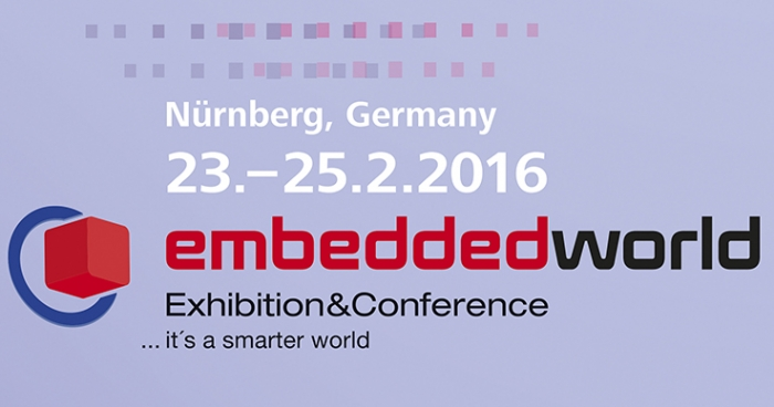 Embedded World 2016 Image