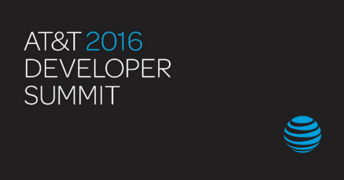 AT&T Developer Summit 2016 Image