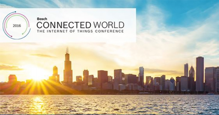 Bosch Connected World logo