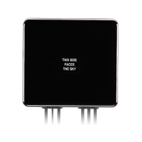 MA931.A.LBICGH.001.wm Guardian 6-in-1 Wall Mount Mount Antenna GNSS 2*LTE MIMO and 3*Wi-Fi MIMO